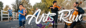 Arts Run Santa Clarita