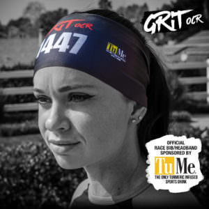Race Bib Headband